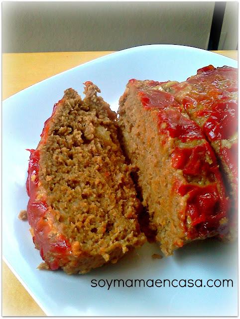 receta pastel de carne