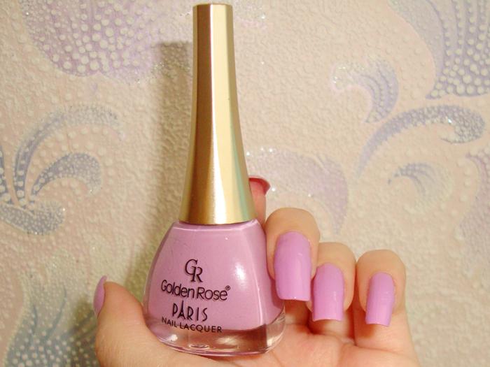 Reviews, Golden Rose, Nails, Nail Polish, Paris Nail Lacquer