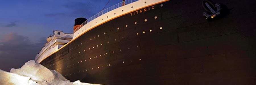 Titanic Crew Blog