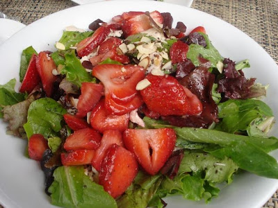 Chicken salad with strawberries recipe ~ Quick Weight Loss Tips photo
