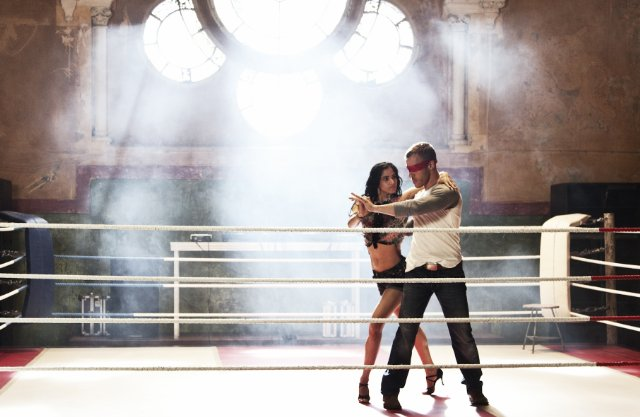 Ash and Eva from Street Dance 2 Review (2012)