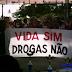 SHOW GOSPEL E CAMINHADA CONTRA AS  DROGAS