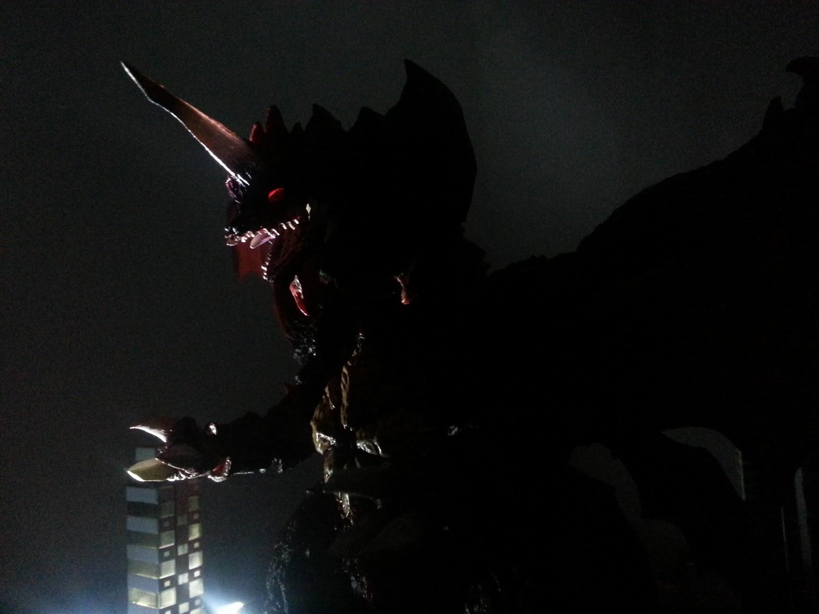 Import Monsters: Review: S.H. Monsterarts Destoroyah (Final ...