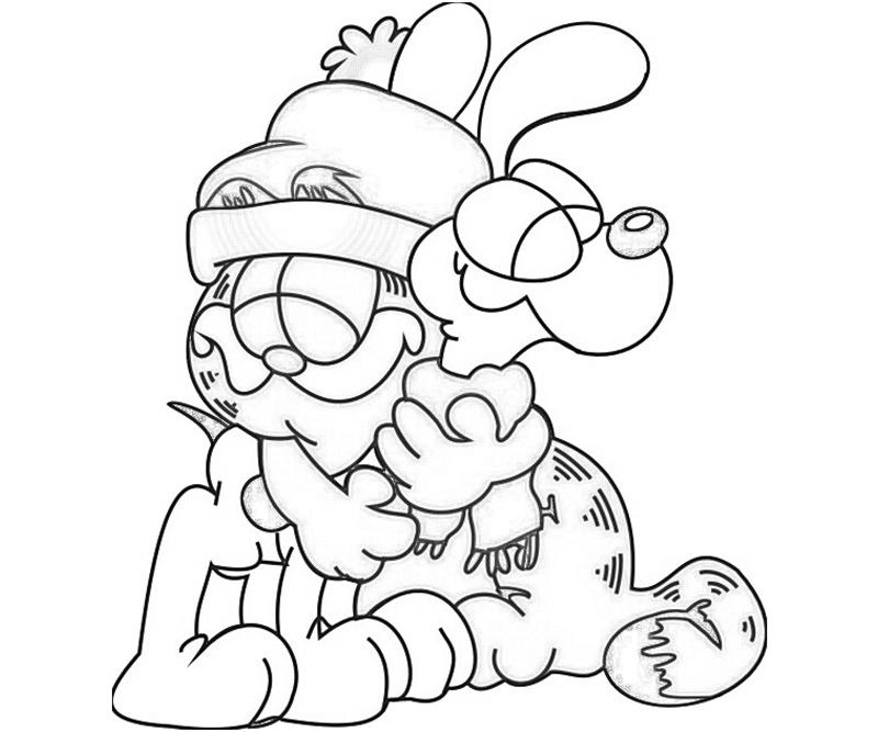 printable-odie-funny_coloring-pages-1