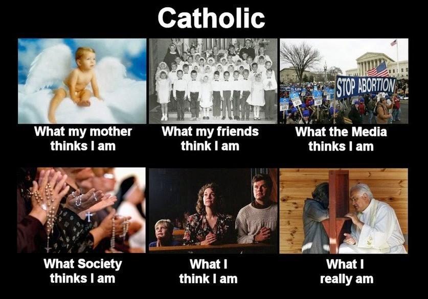 Catholic - What I really am