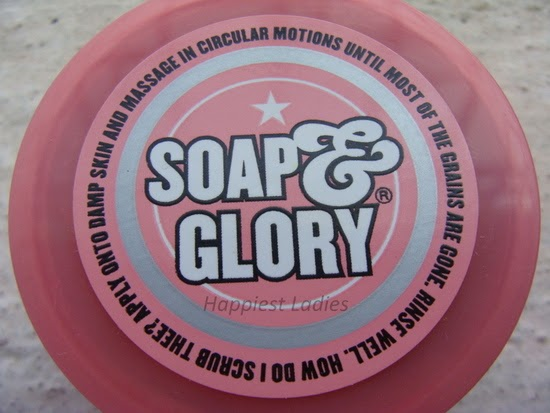 Soap & Glory Flake Away Body Scrub Review