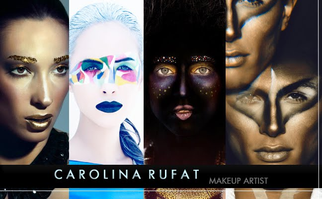 Makeup by Carolina Rufat
