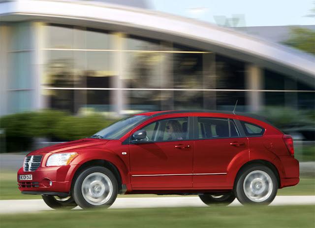 ダッジ・キャリバー | Dodge Caliber 2007-2012