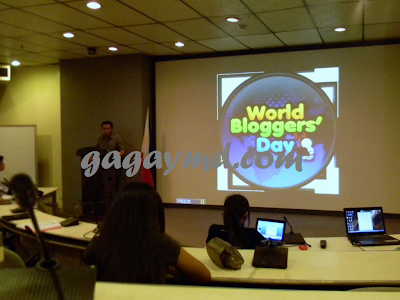 World Bloggers' Day in Cebu City