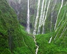 Tempat paling basah di muka bumi