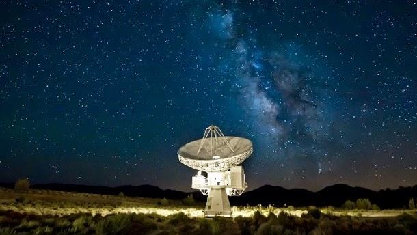 Detectados misteriosos sinais de rádio de lugar desconhecido no universo