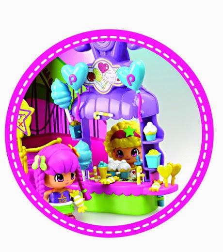 TOYS : JUGUETES - PINYPON - Parque de atracciones  Producto Oficial | Famosa 700010566 | A partir de 4 años