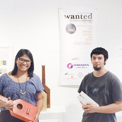 wanted [product design] : the takeaway