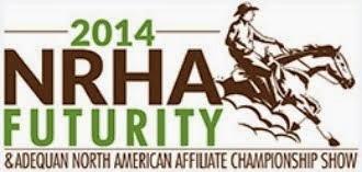 NEXT: NRHA USA, FUTURITY 2014