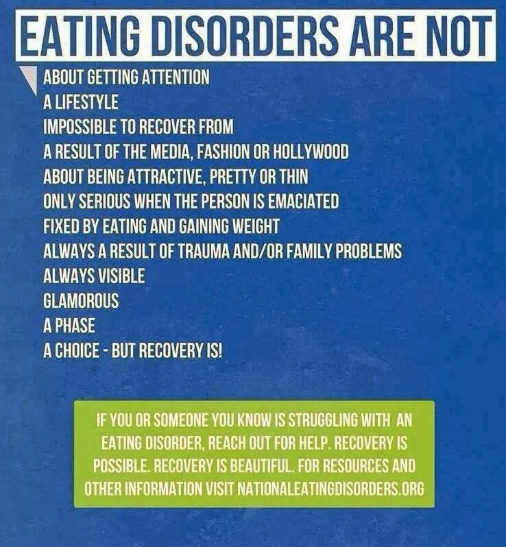 eating disorder awareness quotes quotesgram