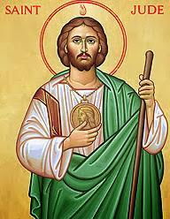 Saint Jude Thaddeus
