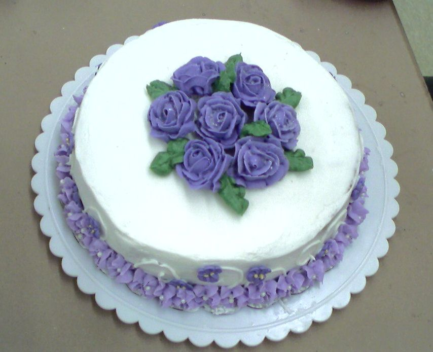 Cake Decorating Classes Central Nj : Wilton Classes and Cakes: Enjoy these cakes from our June ...