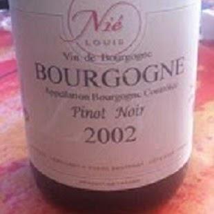 bourgogne et godt glas vin