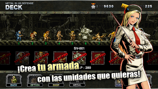 METAL SLUG DEFENSE v1.28.0 Apk [Mega Mod]