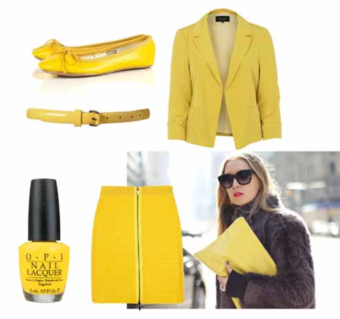 fashion *=* yellow*=* yellow-fashion-trend