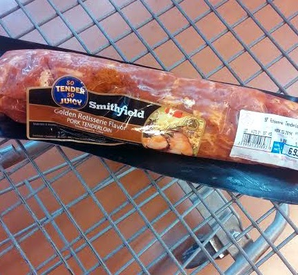 Dadncharge The 30 Minute Dinner With Smithfield Marinated Pork