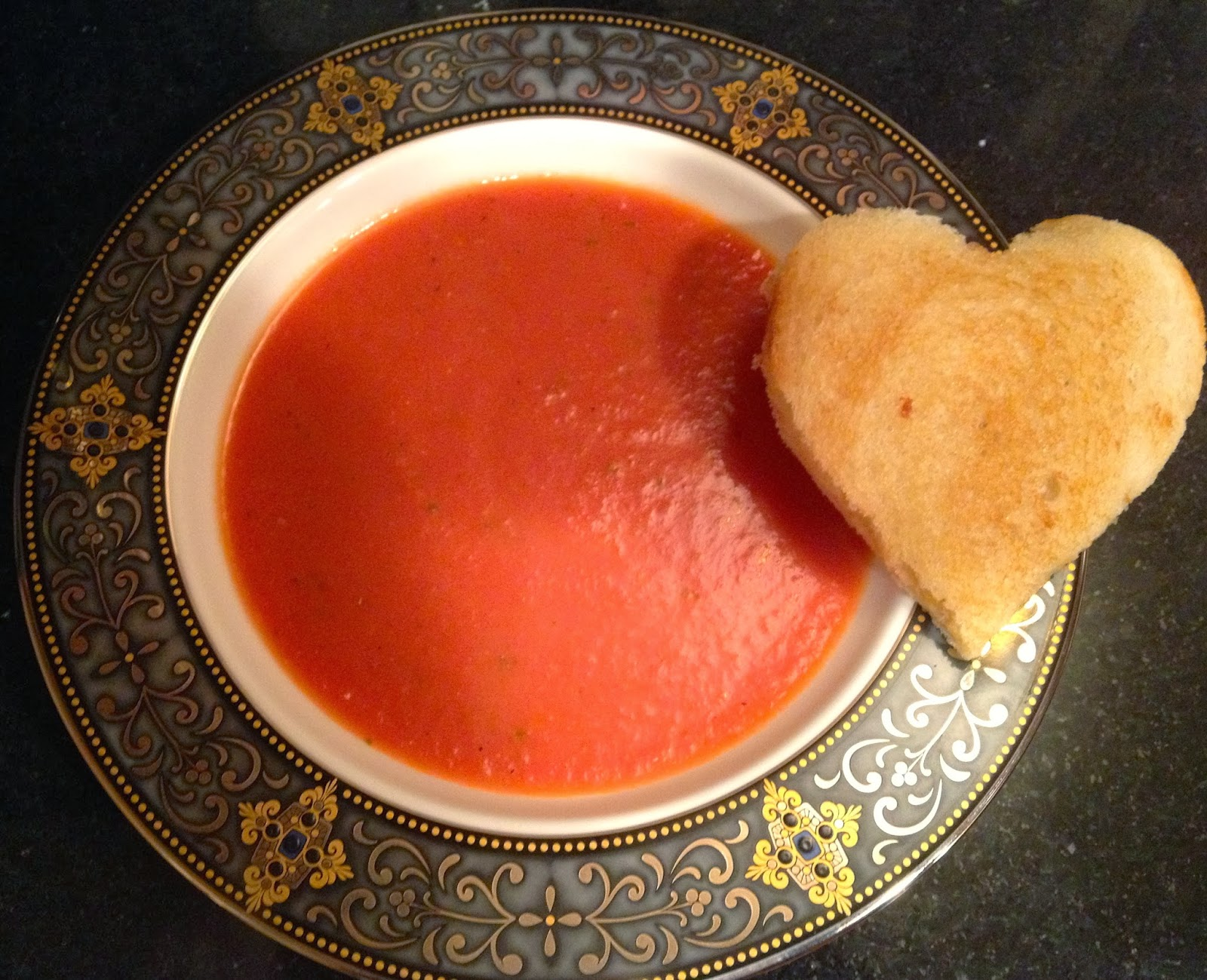 Food Impressions: A Match Made in Heaven! Spicy Tomato ...