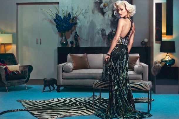 Rita Ora Roberto Cavalli
