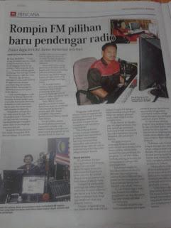 Radio Internet RompinFM