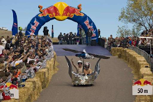 RED BULL SOAPBOX RACE!!!