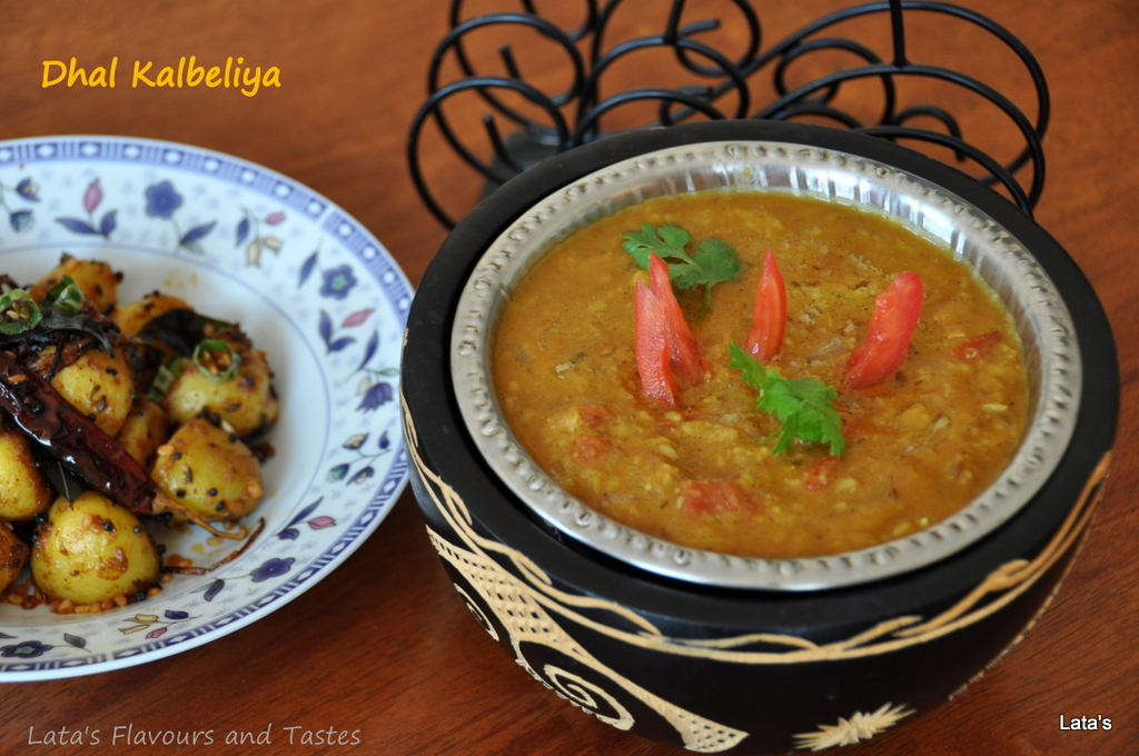 how to cook dhal in pressure cooker