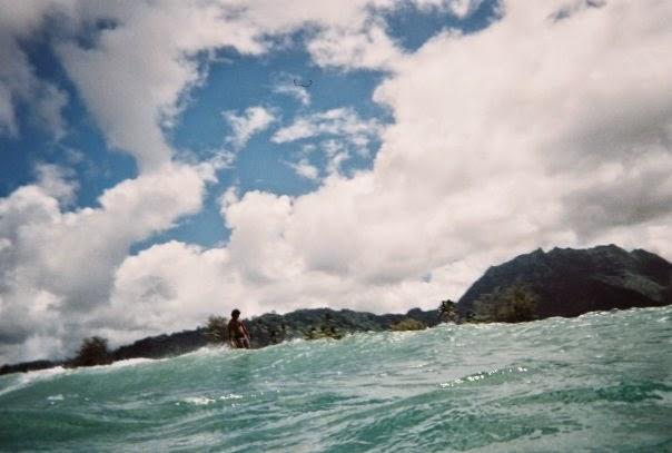 hawaii surf artist