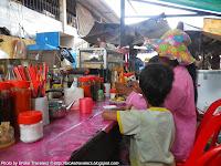 banlung market breakfast