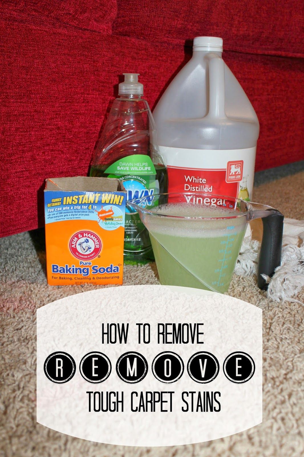 Harris sisters girltalk how to remove tough carpet stains - Tips cleaning carpets remove difficult stains ...