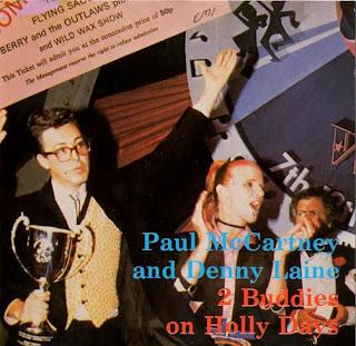 Paul McCartney Denny Laine