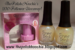 The polish hoochie's 200 follower giveaway