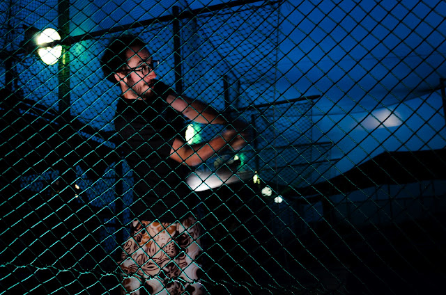 Batting Cages Chilpo Beach Pohang South Korea