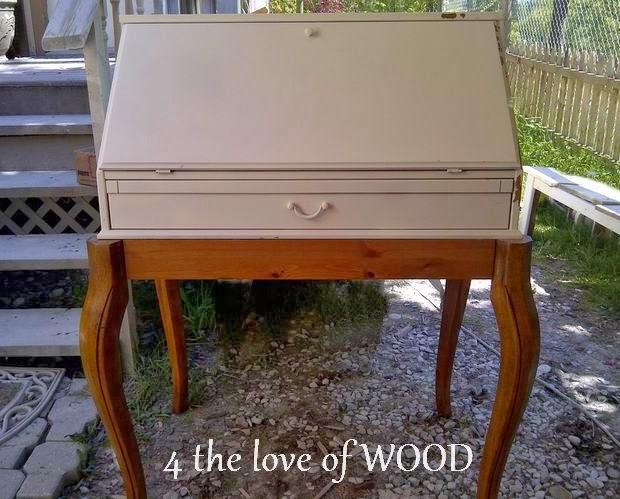 4 the love of wood: i hacked the hemnes secretary desk