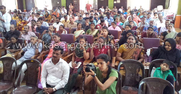 Sugathakumari, Administration, Endosulfan, Endosulfan-victim, Kasaragod, Municipal Conference Hall, Convention, Inauguration, Kerala,