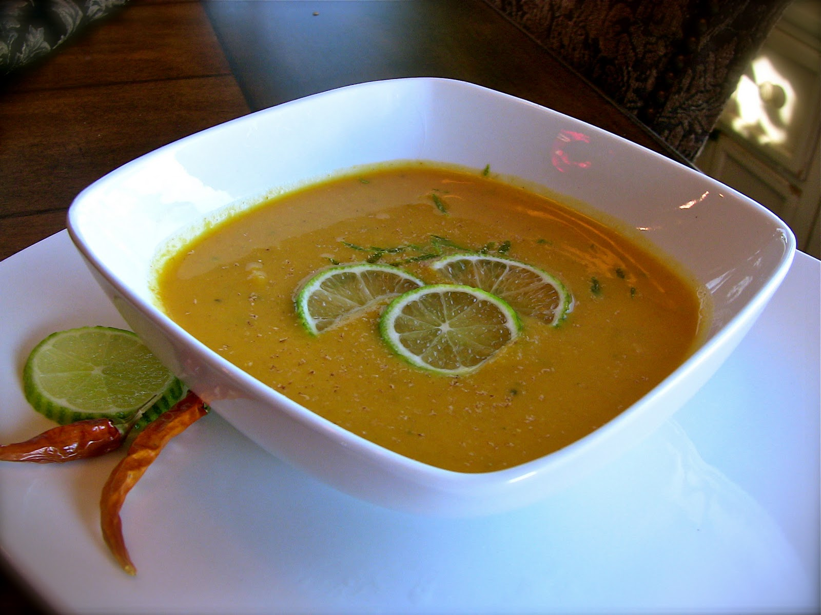 ... Blog by Lola Dee-Lite: Spicy Thai Coconut Curry Butternut Squash Soup
