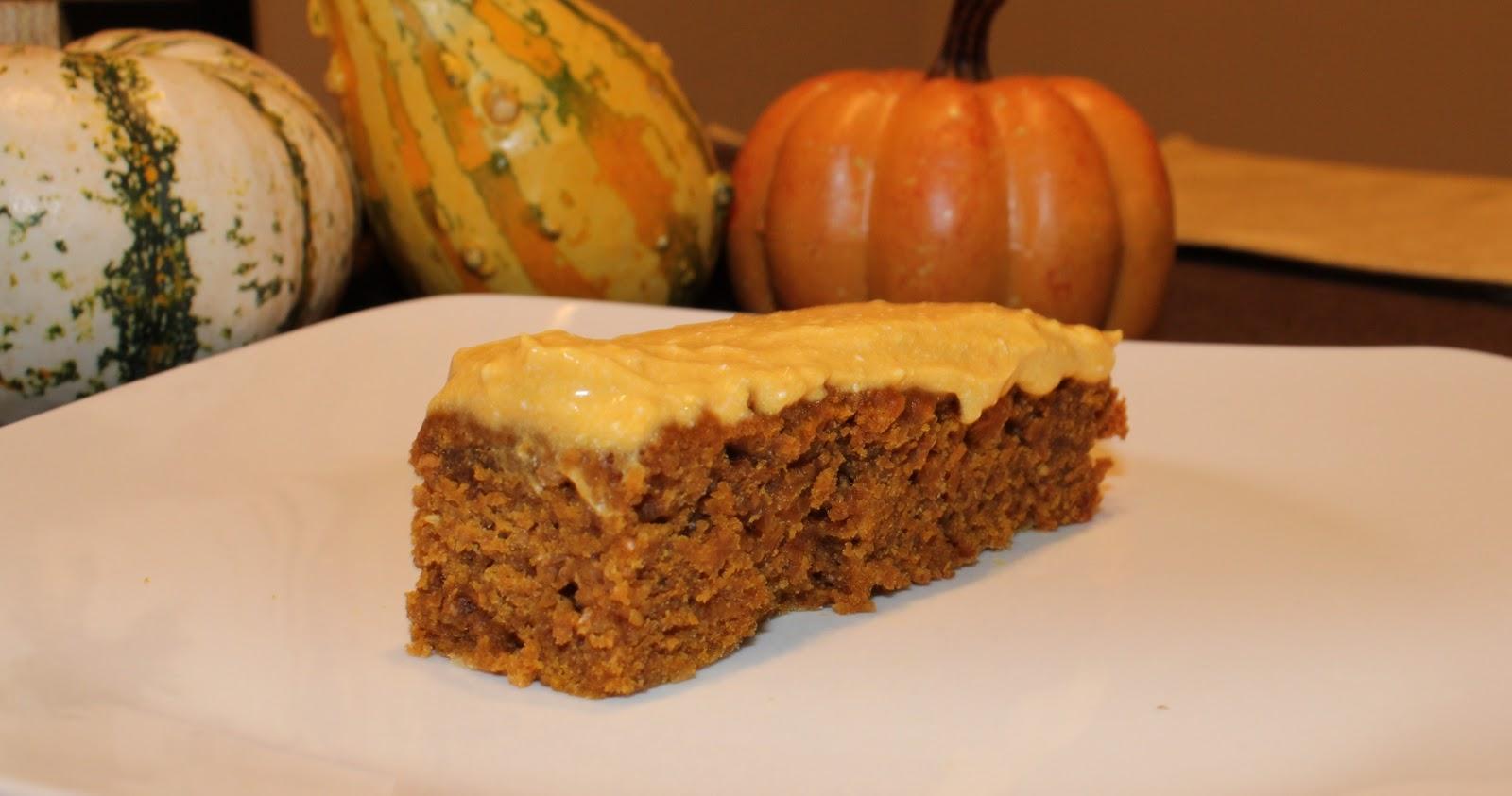 Organnix: Super Moist Pumpkin Bread and Pumpkin Cream Cheez