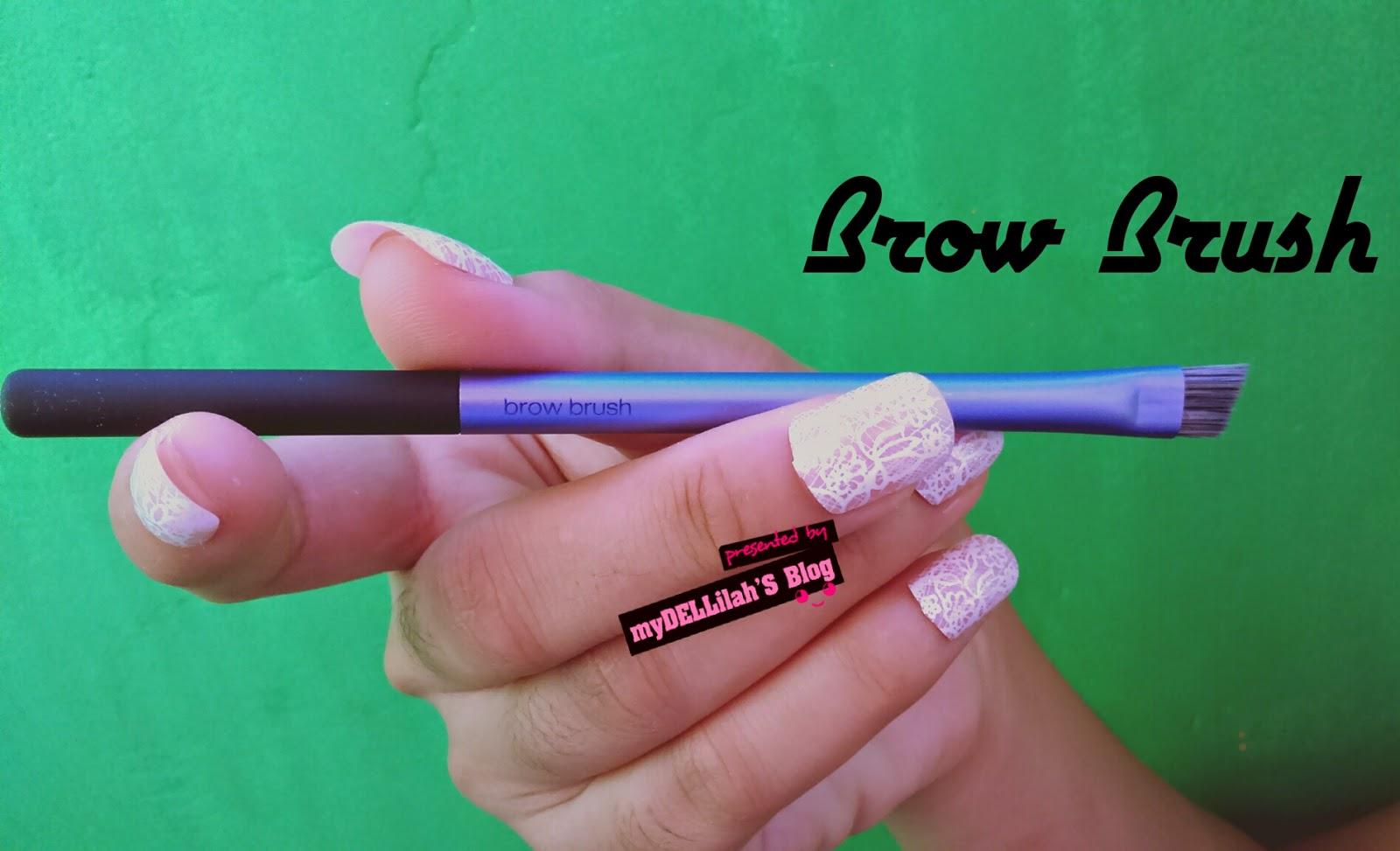 real technique Brow brush