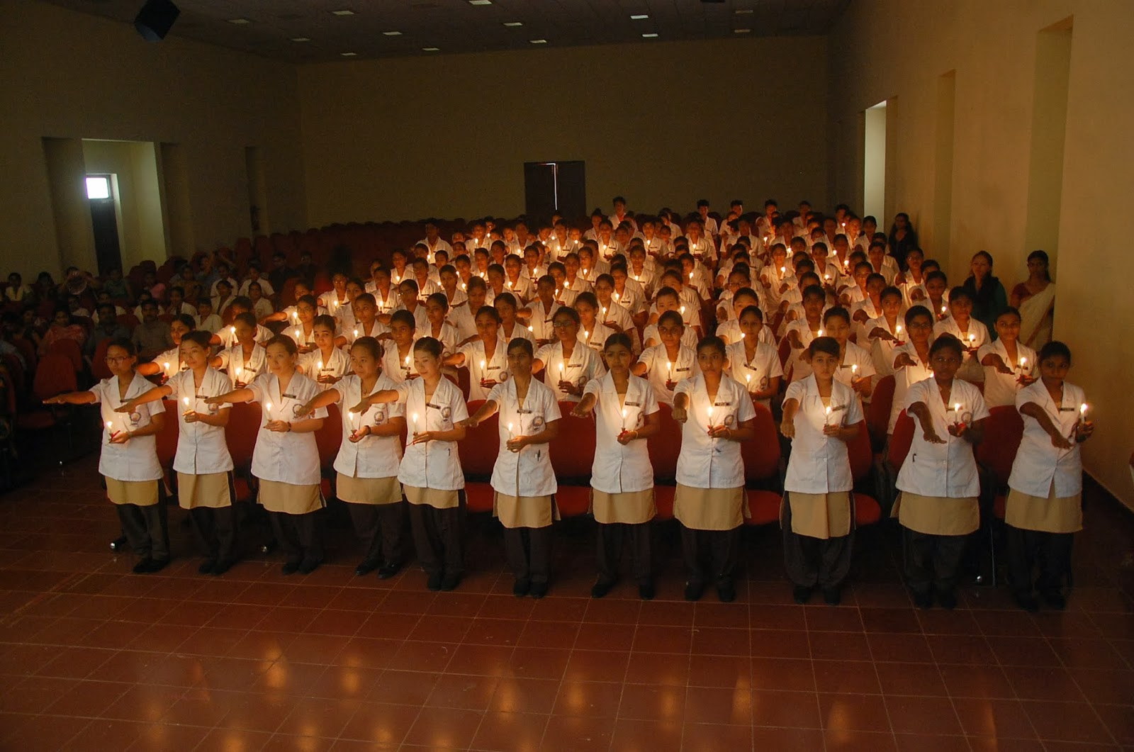 REPORT OF THE LAMP LIGHTING CEREMONY | Nitte for Lighting Lamp Ceremony  166kxo