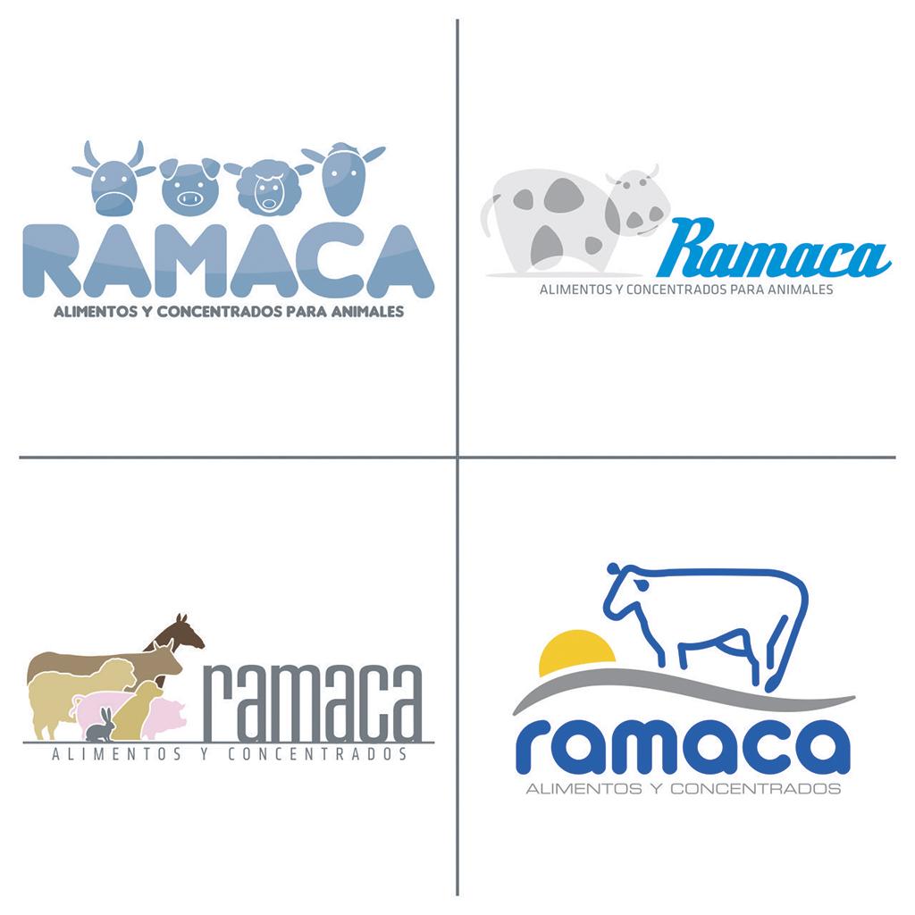 Propuestas de logotipo para empresa fabricante de alimentos ...
