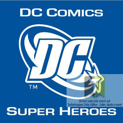 DC Comic Super Heroes GP Shoe Promotion