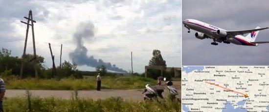 Investigasi: Rudal yang Menghantam MH17 Berasal dari Rusia