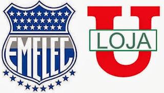 Liga de Loja  vs Emelec   en VIVO 2013