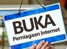 asas perniagaan internet