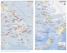 Τα νησιά του Νοτίου Αιγαίου.