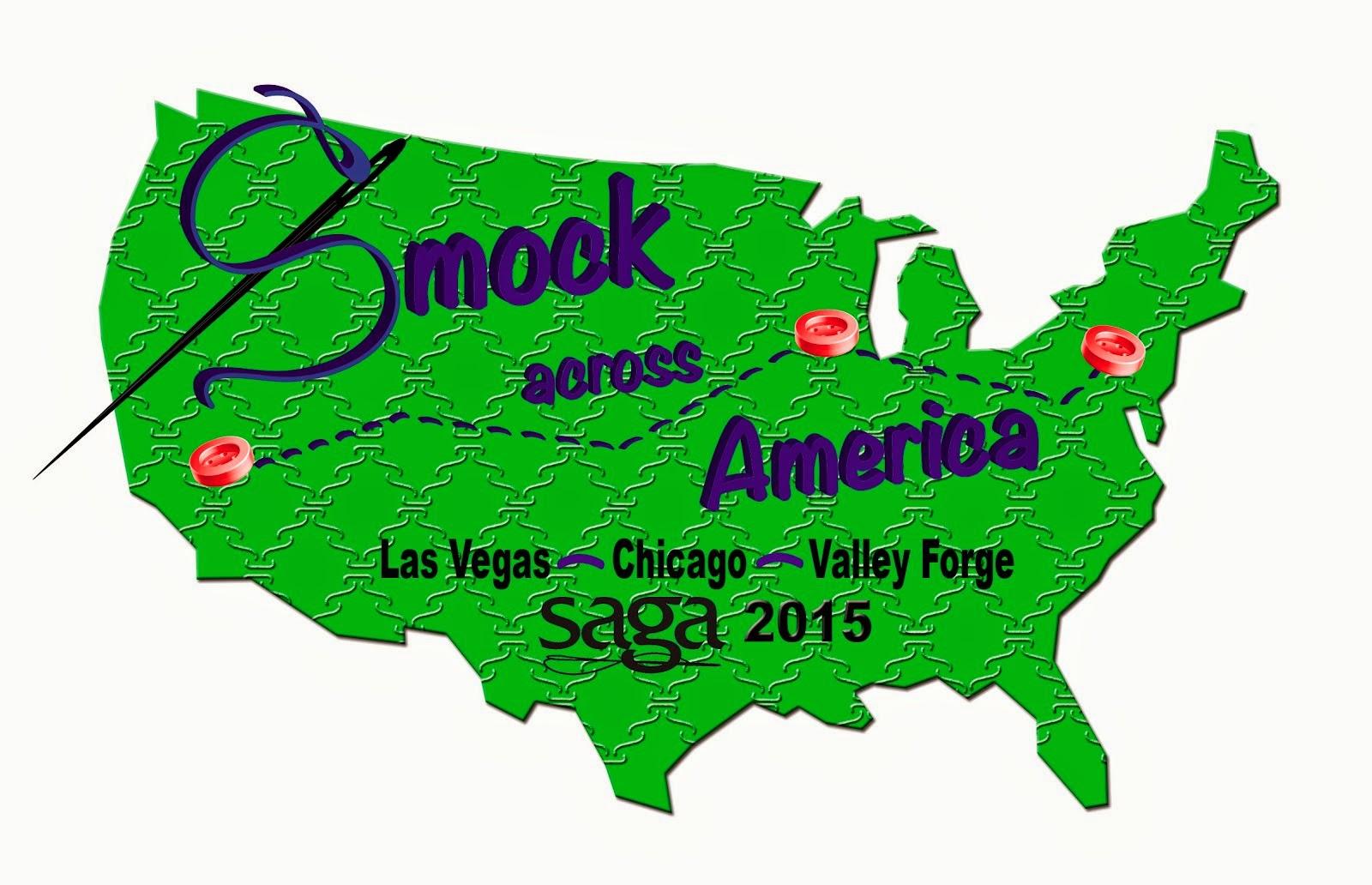 Smock Across America!