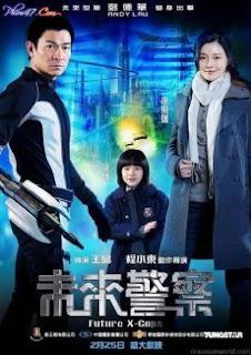 Cảnh Sát Tương Lai – Future X-Cops